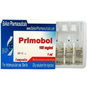 Primobol 100mg 1x10ml amps