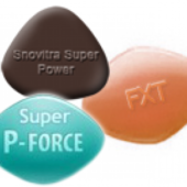 Snovitra Super Power Super P-Force Malegra FXT